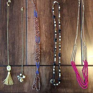 J. Crew / Kohl's Necklaces